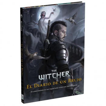 THE WITCHER: EL DIARIO DE...