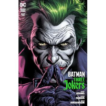 BATMAN: TRES JOKERS 02