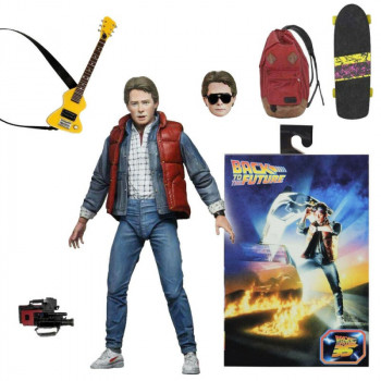 FIGURA MARTY MCFLY SCALE...