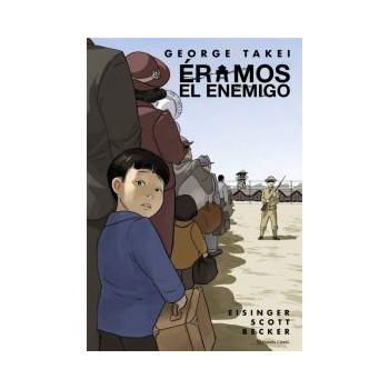 ERAMOS EL ENEMIGO (NOVELA...