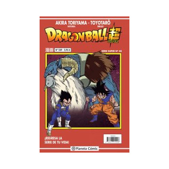 DRAGON BALL SERIE ROJA 259