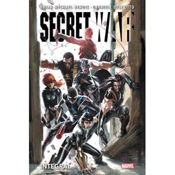 SECRET WAR INTEGRAL