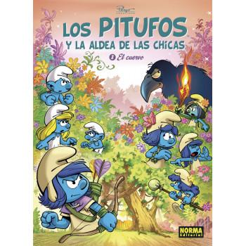 LOS PITUFOS Y LA ALDEA DE...