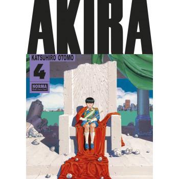 AKIRA 04 EDICION ORIGINAL