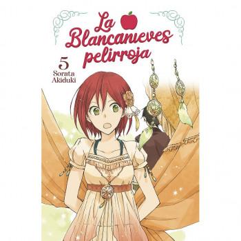 LA BLANCANIEVES PELIRROJA 05