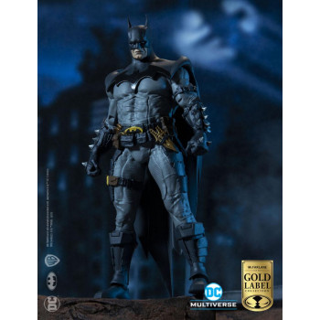 FIGURA BATMAN DESIGNED BY...