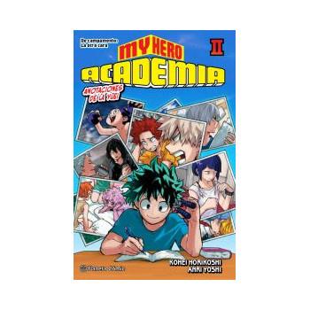 MY HERO ACADEMIA 02 (NOVELA)
