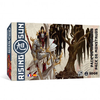 PACK DE MONSTRUOS - RISING SUN