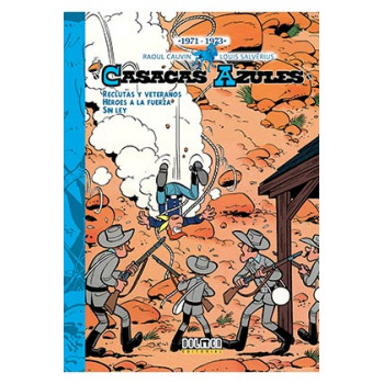 CASACAS AZULES 02. 1971-1973