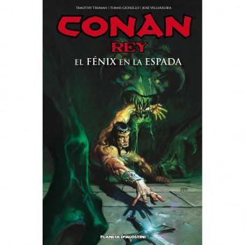 CONAN FENIX EN LA ESPADA