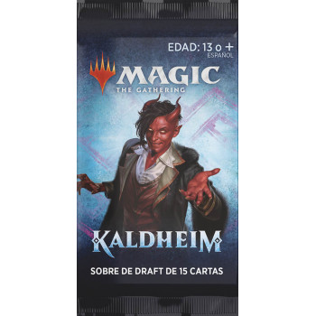 MAGIC - SOBRE 15 CARTAS...