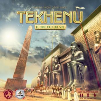 TEKHENU. EL OBELISCO DEL SOL