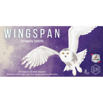 WINGSPAN: EXPANSION EUROPA