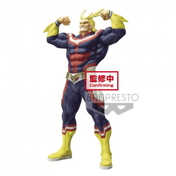 ESTATUA ALL MIGHT NEW COLOR...