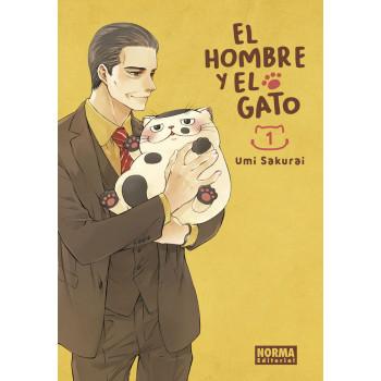 EL HOMBRE Y EL GATO 01 (ED...