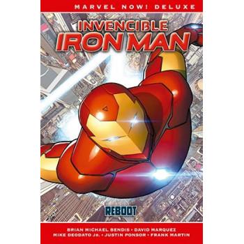 INVENCIBLE IRON MAN 01....