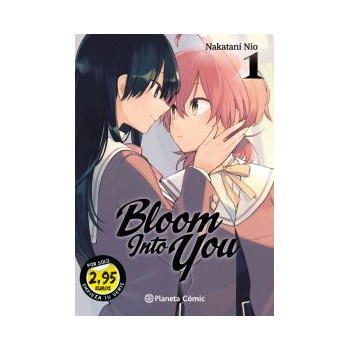 (PROMO MANGA) BLOOM INTO...
