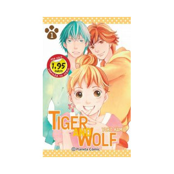 (PROMO MANGA) TIGER AND...