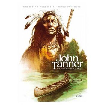 JOHN TANNER 01. EL CAUTIVO...