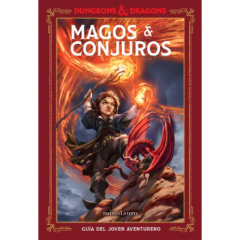 DUNGEONS & DRAGONS: MAGOS &...