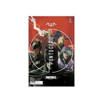 BATMAN/FORTNITE: PUNTO CERO 01