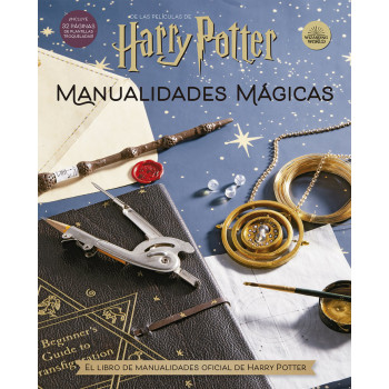 HARRY POTTER MANUALIDADES...