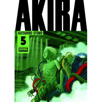 AKIRA 05 EDICION ORIGINAL