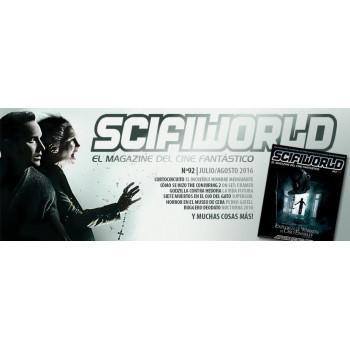 SCIFIWORLD 92