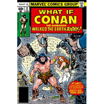 BIBLIOTECA CONAN. WHAT IF?...