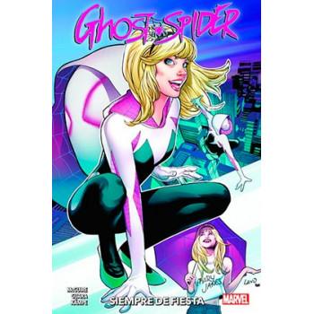 GHOST SPIDER 04. SIEMPRE DE...