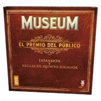 MUSEUM - EL PREMIO DEL PUBLICO