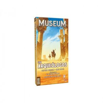 MUSEUM - LOS ARQUEOLOGOS