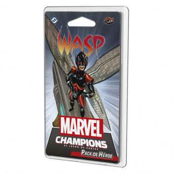 WASP. PACK DE HEROE -...