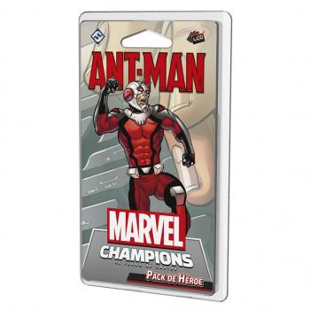 ANT-MAN. PACK DE HEROE -...