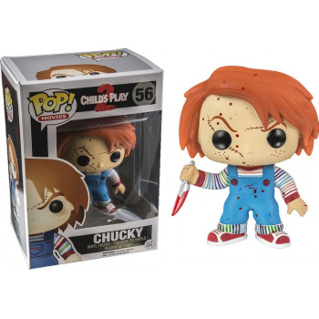 POP! 56 CHUCKY BLOODY EXCLUSIVE CHILD'S PLAY