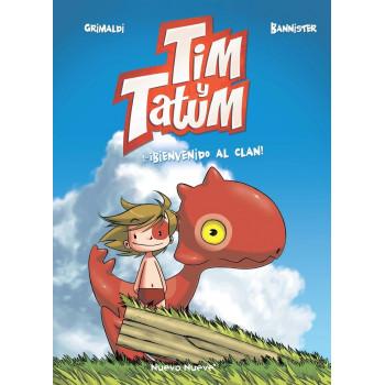 TIM Y TATUM BIENVENIDO AL CLAN