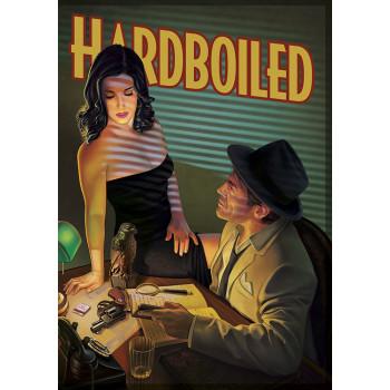 PACK HARDBOILED + CASEBOOK...