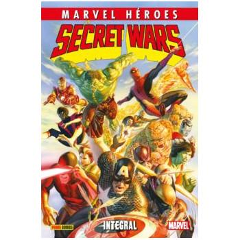 SECRET WARS (CLASICO)