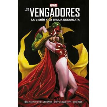 LOS VENGADORES. VISION Y LA...