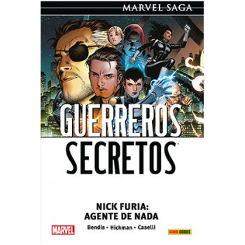 GUERREROS SECRETOS 01. NICK...