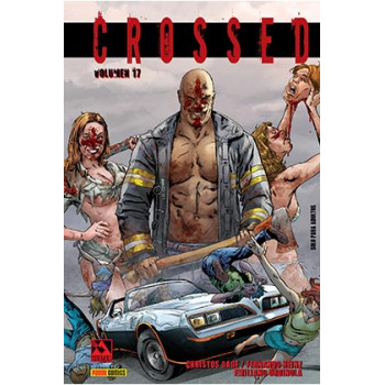 CROSSED 17