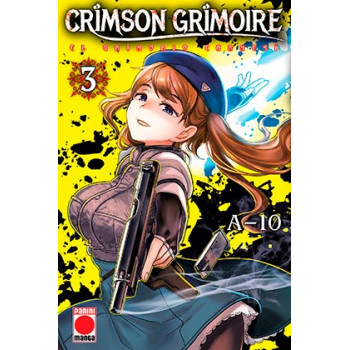 CRIMSON GRIMOIRE: EL...
