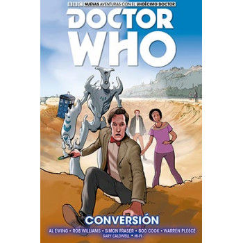 DOCTOR WHO. CONVERSION