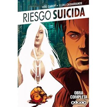 RIESGO SUICIDA. ESTUCHE...