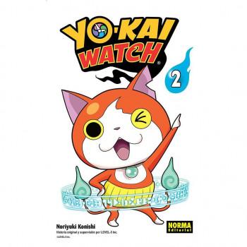 YO KAI WATCH 02