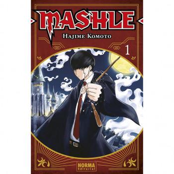 MASHLE 01 ED PROMOCIONAL