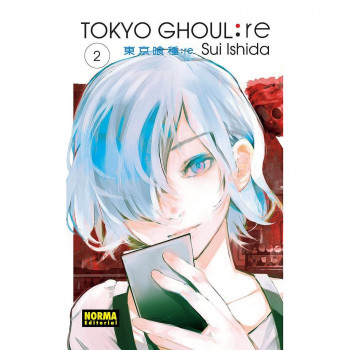 TOKYO GHOUL RE 02