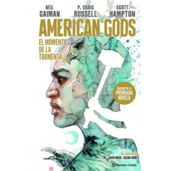 AMERICAN GODS SOMBRAS TOMO 03