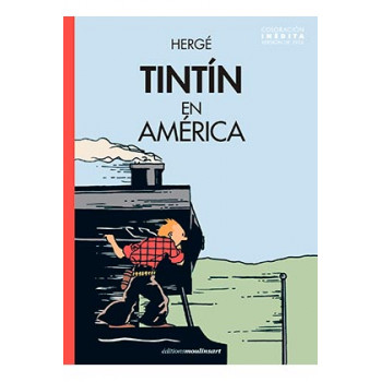 TINTIN EN AMERICA. VERSION...