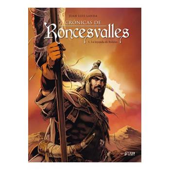 CRONICAS DE RONCESVALLES...